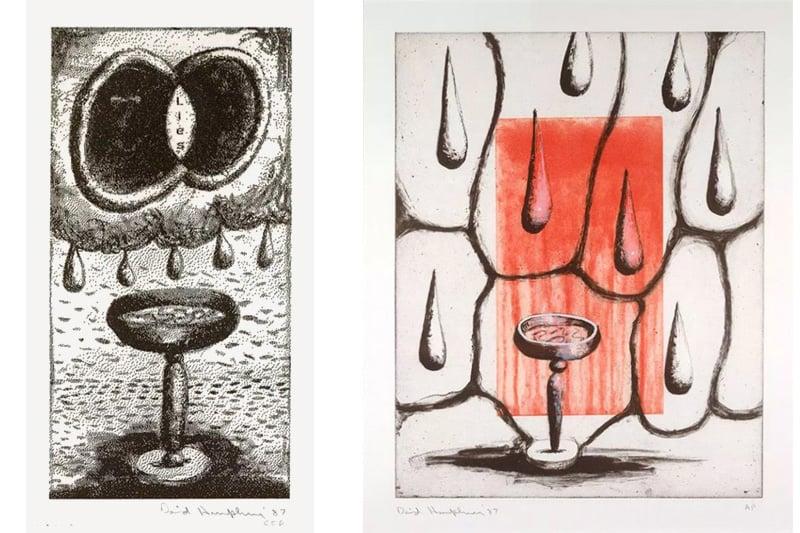 David Humphrey, Lies, 1987 at Cone Editions Press