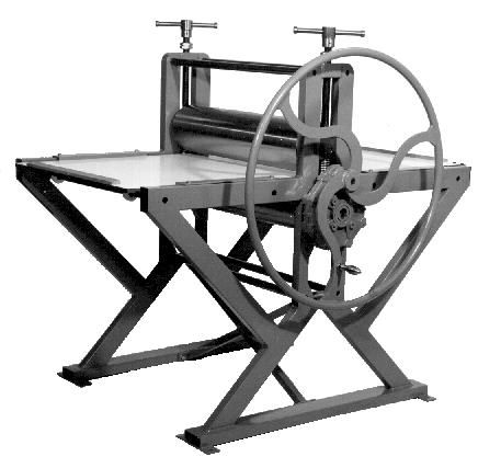 Old Etching Press